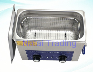 Image 2 - stainless steel 180W 6L diesel injector cleaning machine ultrasonic cleaner for common rail injector repair tool