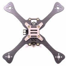 7075 Aviation Aluminum Parts Body Frame Body Shell Accessories for FPV Racer RC Drone Quadcopter