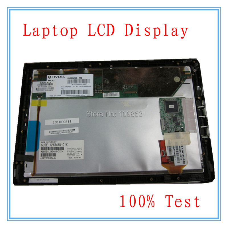 ФОТО HV121wx6-112 for asus eee slate EP121 LCD Assembly With Frame