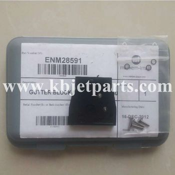9020/9030 gutter block singleJET 28591 ENM for imaje 9010 9020 9030 printer