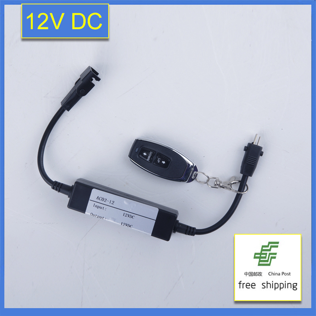 For 1 Linear actuator motor  wireless remote control TV lifter linear actuator with control box -1set