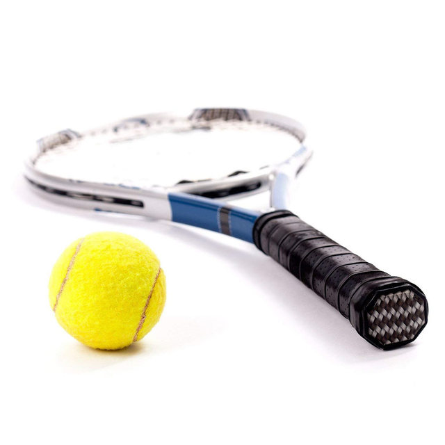 Thick badminton sweat-absorbent belt Punched non-slip breathable keel hand glue Adhesive tennis racket fishing rod rubber 1