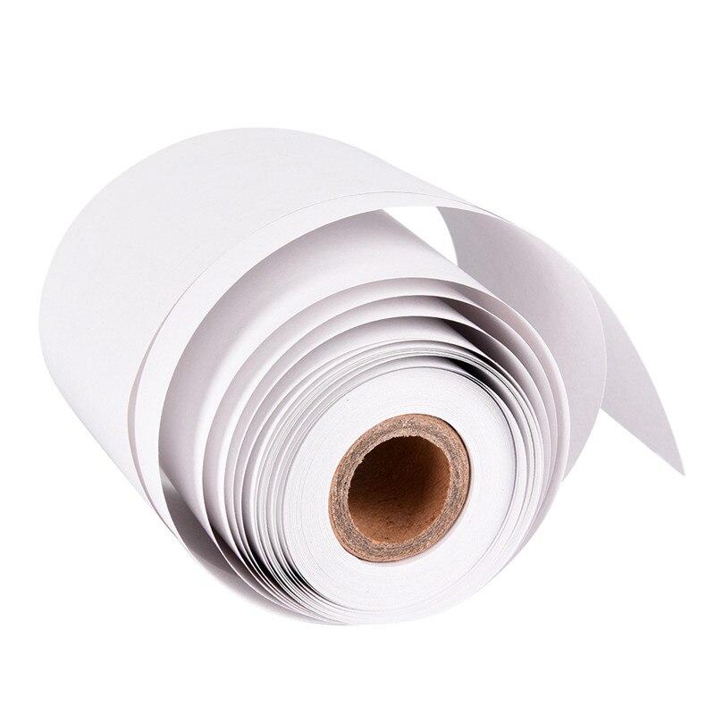Термобумага 57x50mm термальная Чековая бумага POS кассовый аппарат рулон бумаги для квитанций 58mm термальный принтер