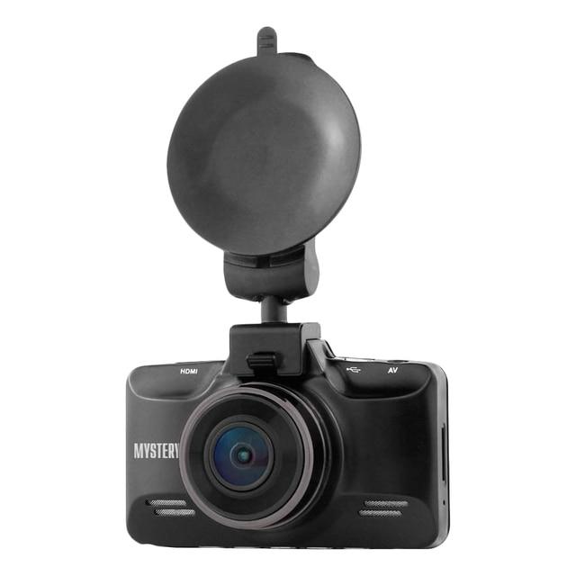 Видеорегистратор MYSTERY MDR-896SHD ( 2.7дисплей, макс. разрешение: видео FULL HD 2560x1080 60 кадров/с, фото 5312х2988, видеокодек MPEG4 H.264/MOV, встроенный микрофон, Mini-USB порт, microSD, Батарея: Li-Ion 250 мА/