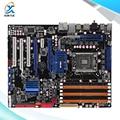 Для Asus P6T Оригинальный Используется Для Рабочего Материнская Плата Для Intel X58 Socket LGA 1366 ATX i7 DDR3 24 Г SATA2 USB2.0