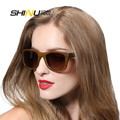 Gafas de Sol de Los Hombres gafas de Sol de Madera de bambú Gafas de Sol Masculino gafas de Sol Mujeres Diseñador de la Marca Gafas de Sol De Madera con Caja Z6016
