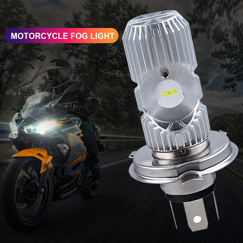 Honesty Vehemo 6000k H4 Hs1 Front Lamp Led Light Motorcycle Parts High Power Motorbike High Low Beam Headlight Scooter Replacement Elegant In Style Back To Search Resultshome