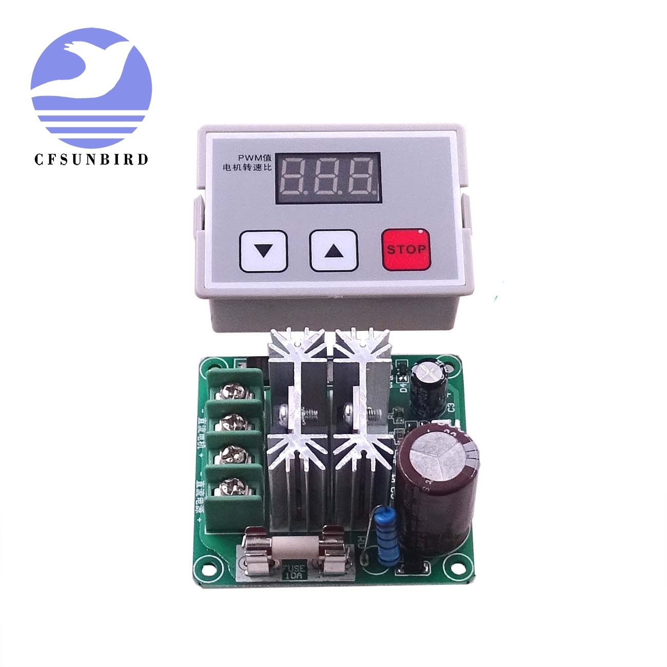 Dc Drill Speed Controller Circuit