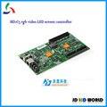 HD-C3 full color led controller C3 led card