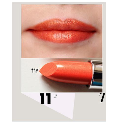 New Long-lasting Waterproof Women Girls Beauty Makeup Sexy Lipstick Moisture Protection Lip Balm Birthday Gift For Friend 17