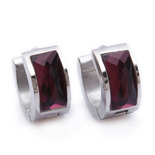 Mens female Jewelry wholesale Stainless Steel Mens Earrings E93