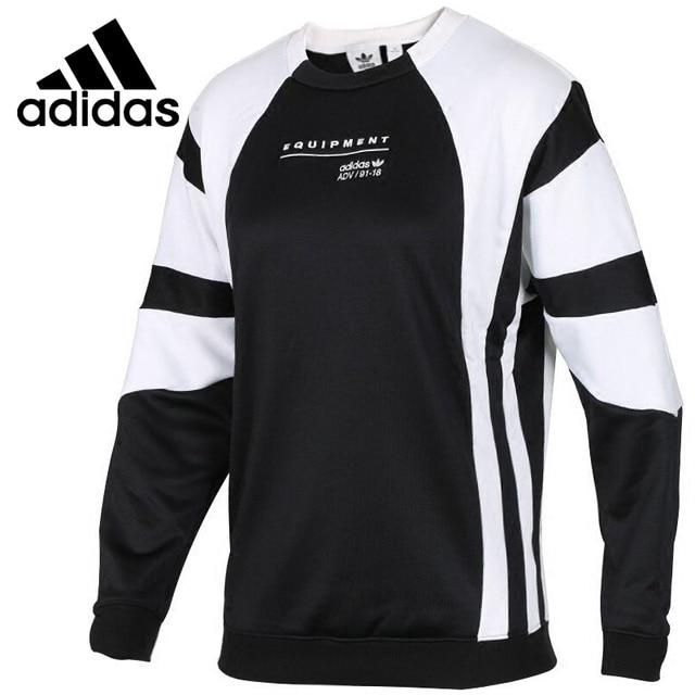 bdacbe8379c Original New Arrival Adidas Originals EQT OG SWEAT Women's Pullover Jerseys  Sportswear