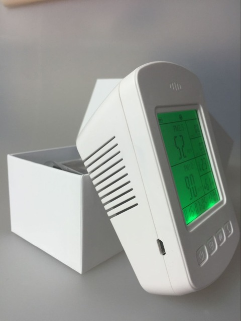 Factory Whole Sales !! Lowest Price!! Indoor Air Pollution Detector Widely  Use At
