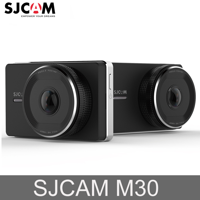 D'origine SJCAM M30 HD Voiture Conduite Enregistreur WDR 1080 p WIFI Dash Mini Caméra Novatek 96658 Nuit Vision DVR DASH plongée Caméra