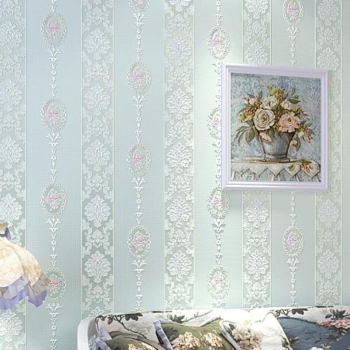цены Wallpaper for kids Room Girl Decor papel de parede infantil menina