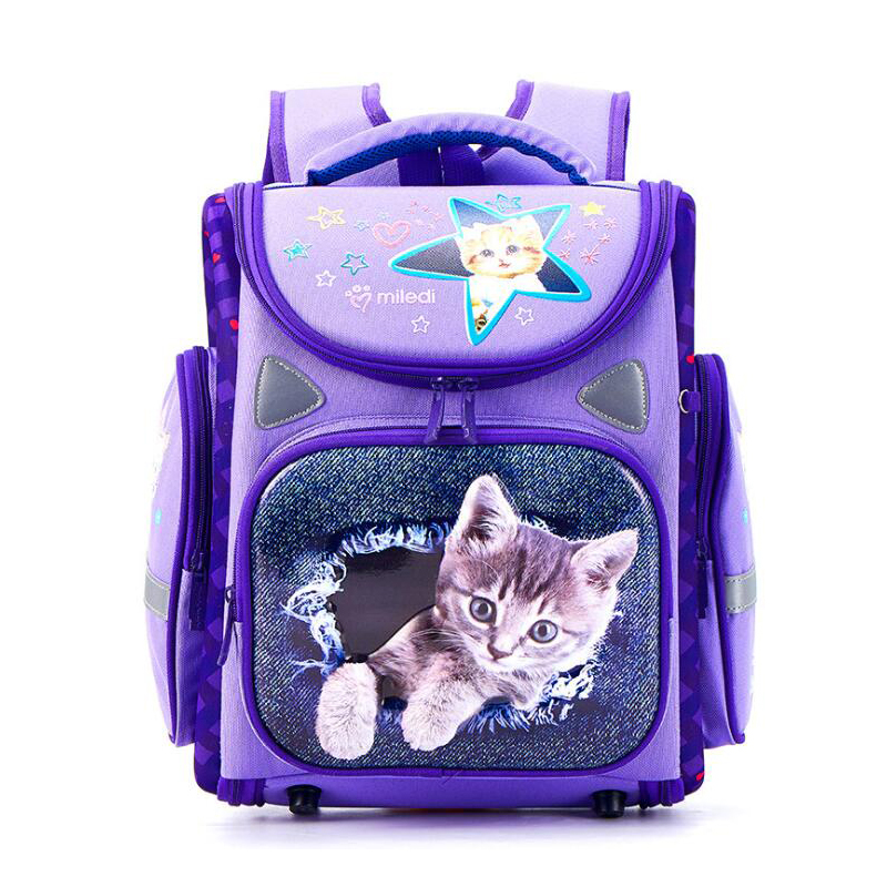 FLASH SALE] Children's Backpack Nylon EVA School Bags