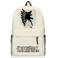 Attack on Titan rivaille ackerman Backpack (13 styles)