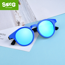 купить Guanhao Children Polarized Sunglasses TR90 Baby Classic Fashion Eyewear Kids Sun Glasses Boy Girl Sunglasses UV400 Oculos de sol дешево
