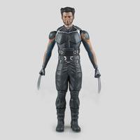 Enfriar los Juguetes de la película X-MEN días de futuro pasado Juguetes xmen Wolverine Logan acción PVC figura de colección modelo Juguetes 31 CM XMAF001