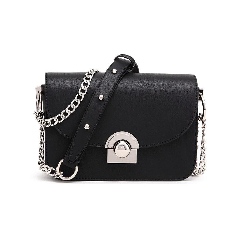 HaLuYa High Quality Small Ladies Messenger Bags Leather Shoulder Bags Women Crossbody Bag For Girl Famous Brand Women Handbags