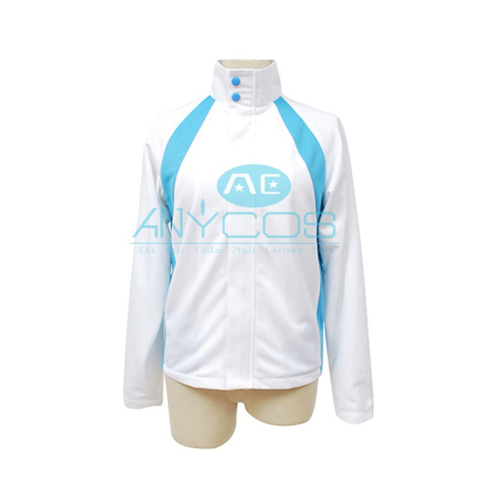 Haikyu! Toru Oikawa Aoba Josai Men Boys High School Casual Jacket Coat Costume Cosplay Volleball