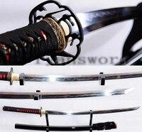 HIGH QUALITY CLAY TEMPERED JAPANESE HONSANMAI SAMURAI SWORD KATANA
