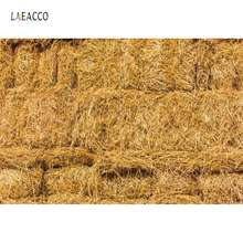 Photo Backgrounds Warehouse Haystack Rural Farm Baby Newborn Party Portrait Interior Photography Backdrop Photocall Studio