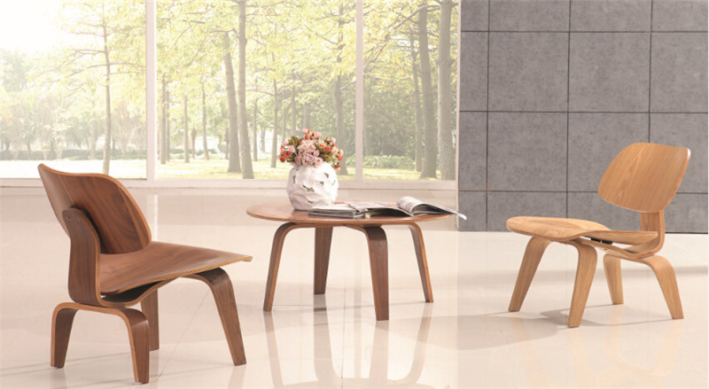 free shipping charles emes and ray side chair molded plywood dining chair dcw guest chair designer ch177 natural side chair walnut ash