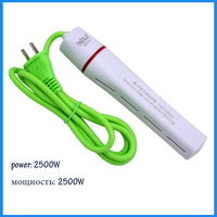 2500W Automatic Anti Dry Mini Electric Water Heater Fast Heating Boiling Bath Water Tool Heating Hot