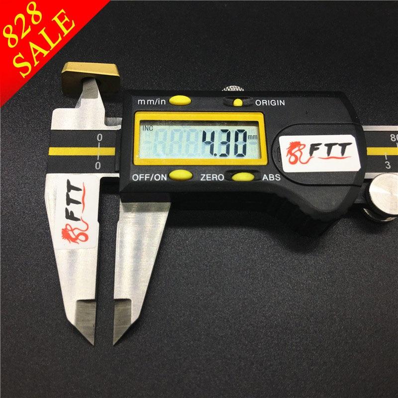 10PCS APMT1604 PDER H2 UE6020 Inserto de carburo Herramientas de - Máquinas herramientas y accesorios - foto 5