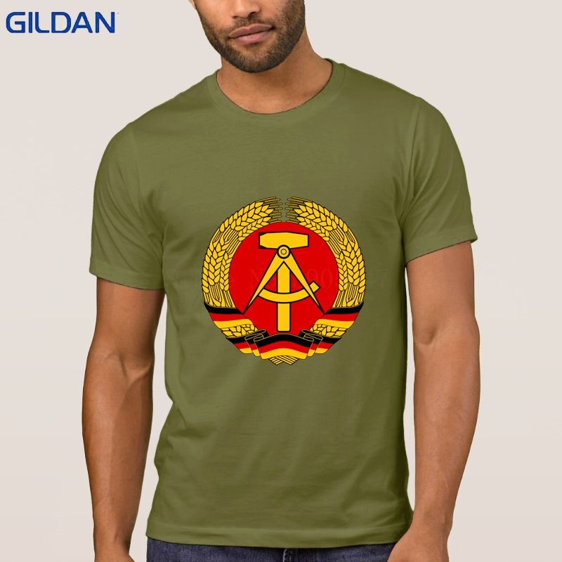 b0117d11892 East Germany Ddr T Shirt Customize Unique T Shirt For Men Spring The New  Hilarious Tshirt 3xl Top Tee-in T-Shirts from Men s Clothing on  Aliexpress.com ...