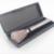 2016 Nuevo Patrón de Pelo Grueso Mango de Metal y Caja de Embalaje Exquisita Polvo pinceles de maquillaje