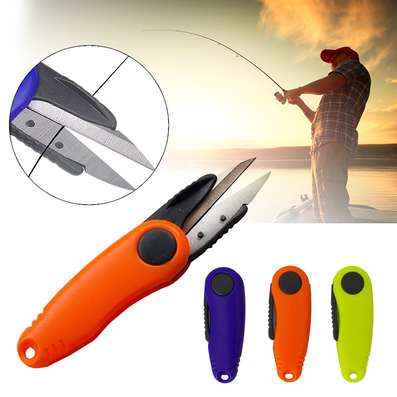 Fish Use Scissors Knife For Fish Chicken Household Stainless Steel Multifunction Cutter Shears Fishing Tools