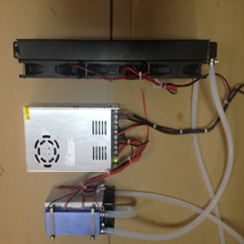 Полупроводниковый Холодильный чип 12V Портативный охлаждающий кондиционер небольшой мини Diy система охлаждения Кондиционер