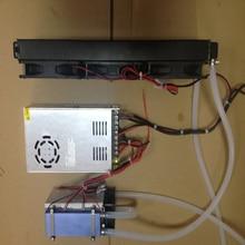 Yarıiletken soğutma çip 12V taşınabilir soğutma klima küçük Mini Diy soğutma klima