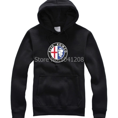 autumn winter alfa romeo overalls fleece jacket customer. Black Bedroom Furniture Sets. Home Design Ideas