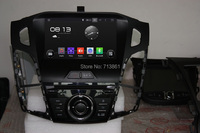 8 Pure Android 4 4 4 For Ford Focus 2012 Car Dvd Gps Navi TV 3G