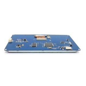 """Image 2 - Nextion 7.0 """"7 インチシリアル USART HMI TFT 液晶ディスプレイモジュール 800*480 インテリジェントタッチスイッチパネル 5 V 510mA Arduino のラズベリーパイ"""