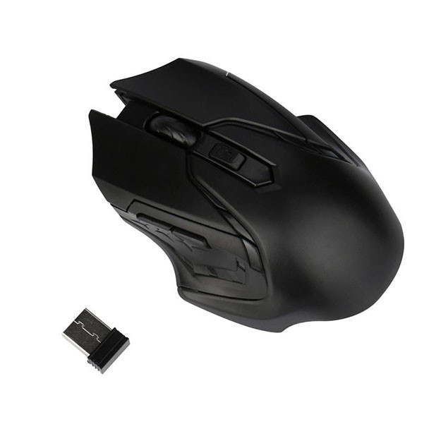 Gaming Mouse 2.4GHz 2000DPI Mice Optical Wireless Mouse USB Receiver PC Computer Wireless For Laptop