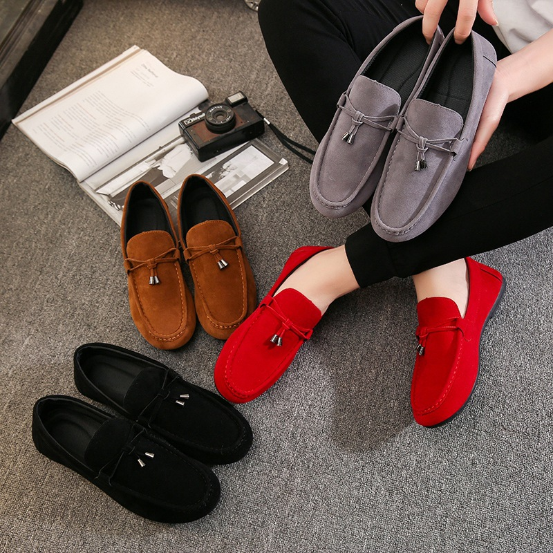 Brand 2019 Fashion Summer Style Soft Moccasins Men Loafers High Quality Genuine Leather Shoes Men Flats Gommino Driving Shoes