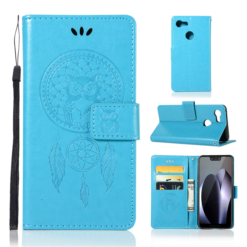 Flip Case Google Pixel 3 XL Case Cover Luxury Wallet PU Leather Phone Case For Google Pixel 3 XL Pixel3 Pixel 3XL Pixel3xl Case