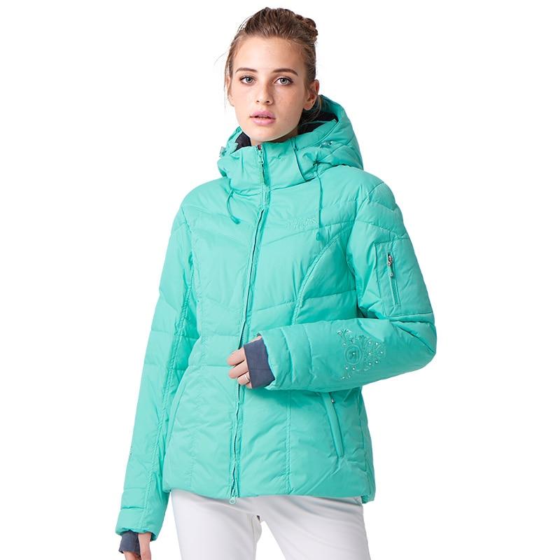 RUNNING RIVER Brand Women Ski Jacket Hot Sale High Quality Ski Jackets New Arrival Women Ski Suit Warm Skiing Snow Coat #L4985