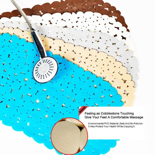 SDARISB Ventosa Tappetini antiscivolo Impermeabile Vecchio E il Bambino Prodotti Per La Sicurezza Tappetino Da Bagno Bagno Gufo Marrone Opaco Adesivi