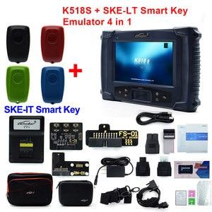 Image 4 - Original LONSDOR K518S Key Programmer Basic Version with  Update