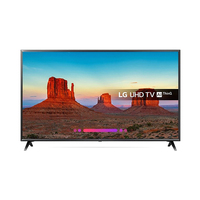 LG 55IN светодиодный UHD 4 K 55UK6300PLB ТВ Смарт ТВ WI FI 3xhdmi 2xusb 20 W с аппликацией «сердце» светодиодный телевизор