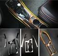 Auto styling auto cup rahmen trim für toyota corolla 2013 2014 2015 2016 2017 2018 E170|Innenformteile|Kraftfahrzeuge und Motorräder -