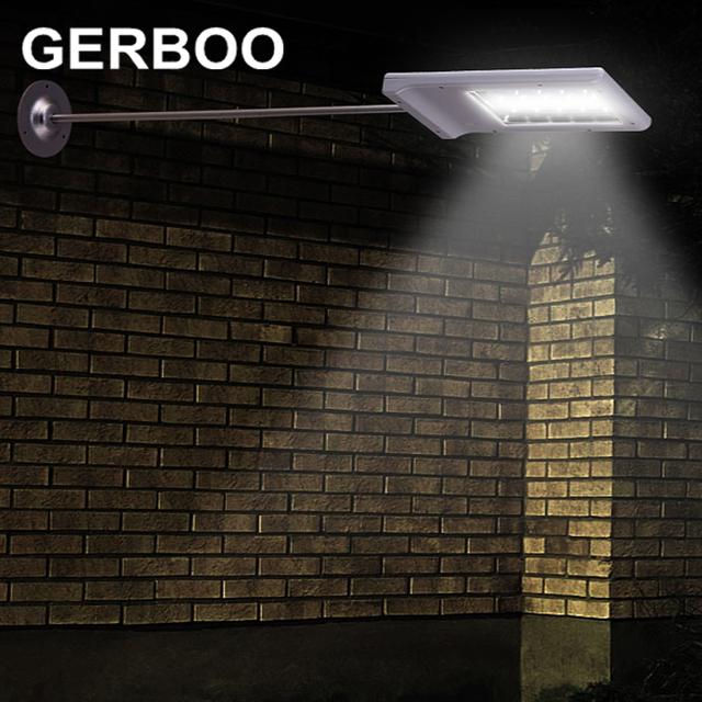 15 LED Solar Powered Panel LED Street Light Solar Sensor Lighting Outdoor Path Wall Emergency Lamp Security Spot Light Luminaria