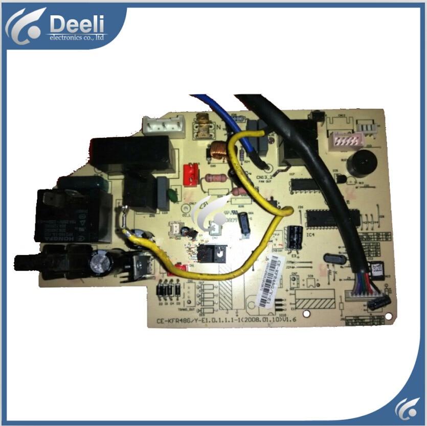 ФОТО 95% new Original for Midea air conditioning Computer board CE-KFR48G/Y-E1.D.1.1.1-1 circuit board