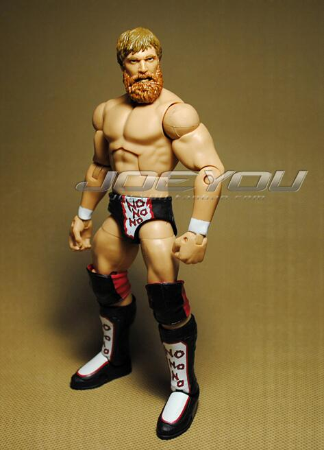 Limited! 18CM High Classic lucha libre Toy Super Movable American Wrestling Daniel Bryan action figure Toys