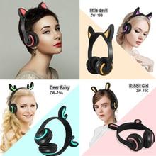 Cat Ears HiFi headphone